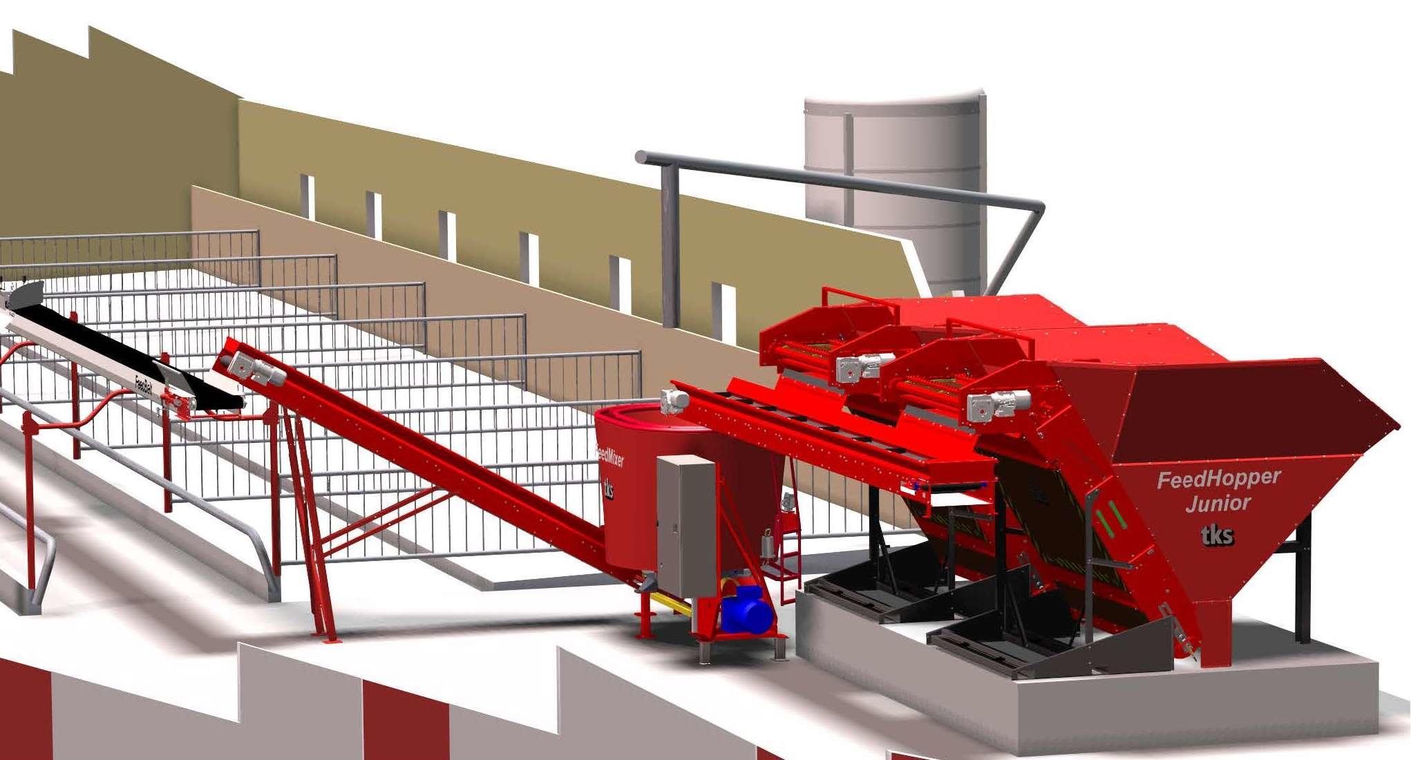 Conveyor TR