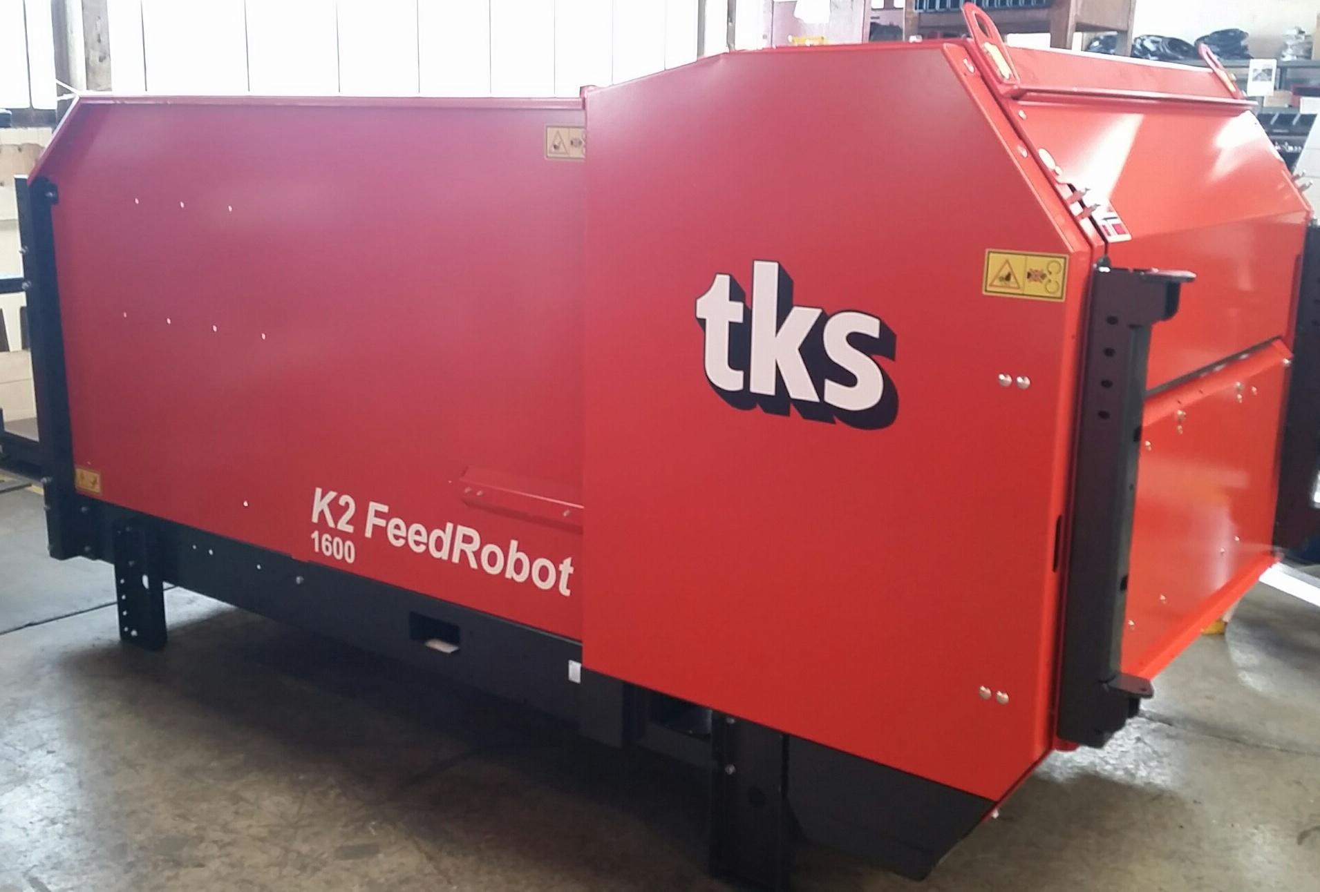 K2 FeedRobot